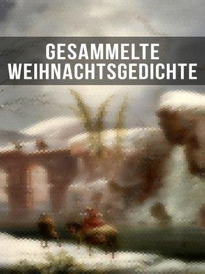 cover image of Gesammelte Weihnachtsgedichte