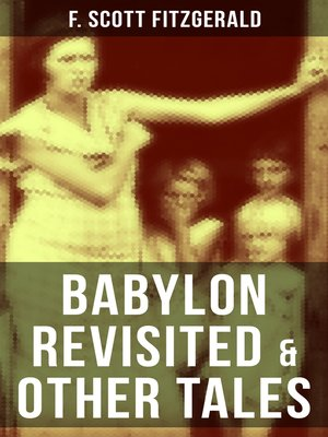 cover image of BABYLON REVISITED & OTHER TALES