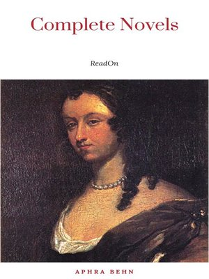 cover image of Aphra Behn