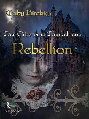 cover image of Der Erbe vom Dunkelberg