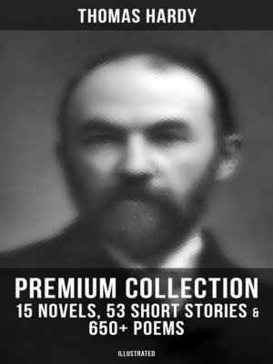 cover image of THOMAS HARDY Premium Collection