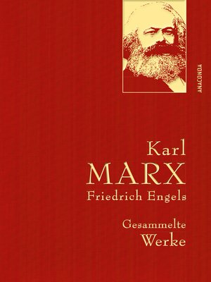 cover image of Karl Marx / Friedrich Engels--Gesammelte Werke