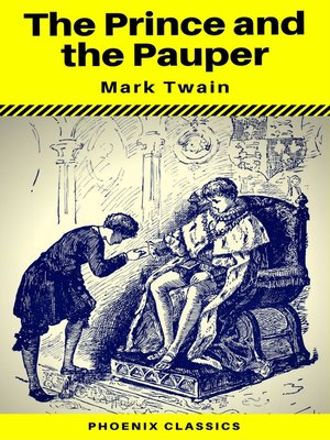 cover image of The Prince and the Pauper (Phoenix Classics)