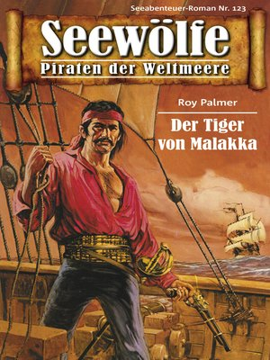 cover image of Seewölfe--Piraten der Weltmeere 123