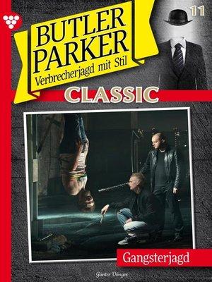 cover image of Butler Parker Classic 11 – Kriminalroman