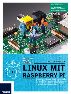 cover image of Linux mit Raspberry Pi