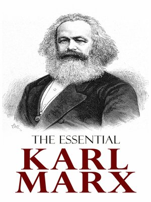 cover image of The Essential Karl Marx