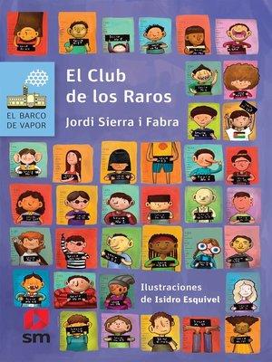 cover image of El Club de los Raros