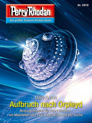 cover image of Perry Rhodan 2878