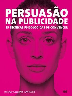 cover image of Persuasâo na publicidade