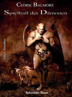 cover image of Spielball der Dämonen