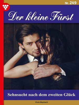 cover image of Der kleine Fürst 249 – Adelsroman