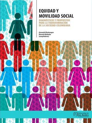 cover image of Equidad y movilidad social