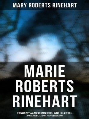 cover image of Marie Roberts Rinehart