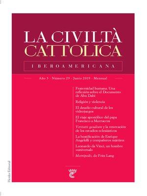 cover image of La Civiltà Cattolica Iberoamericana 29