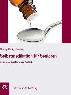cover image of Selbstmedikation für Senioren