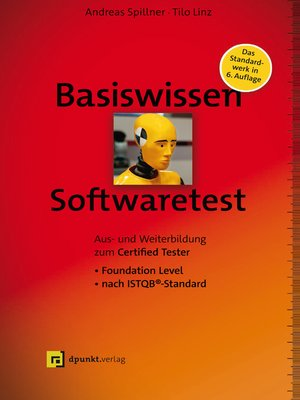 cover image of Basiswissen Softwaretest