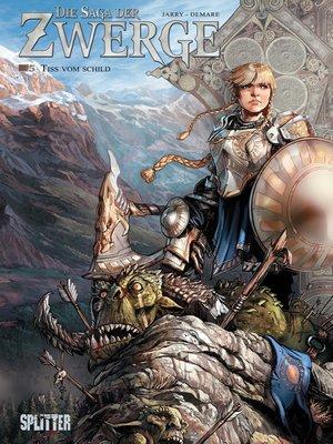 cover image of Die Saga der Zwerge. Band 5