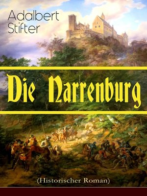 cover image of Die Narrenburg (Historischer Roman)
