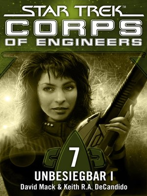 cover image of Star Trek--Corps of Engineers 07