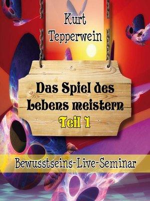 cover image of Bewusstseins-Live-Seminar