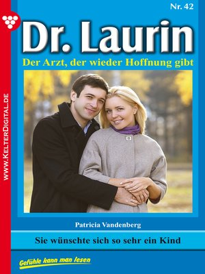 cover image of Dr. Laurin 42--Arztroman