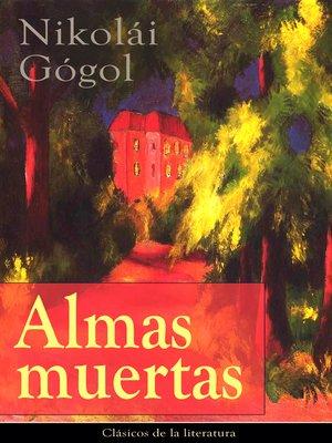 cover image of Almas muertas
