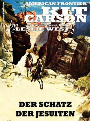 cover image of Kit Carson #7