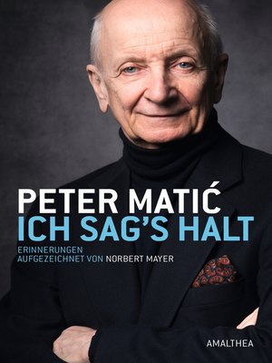 cover image of Ich sag's halt