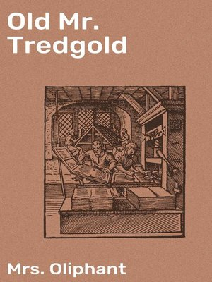 cover image of Old Mr. Tredgold