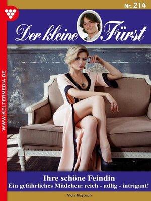 cover image of Der kleine Fürst 214 – Adelsroman