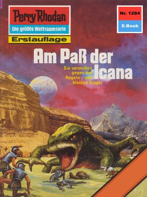cover image of Perry Rhodan 1284