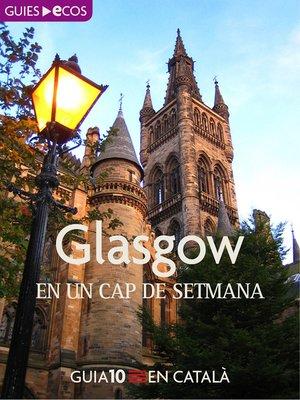 cover image of Glasgow. En un cap de setmana