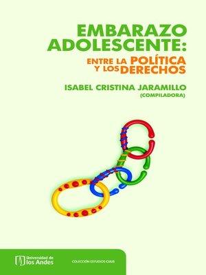 cover image of Embarazo adolescente