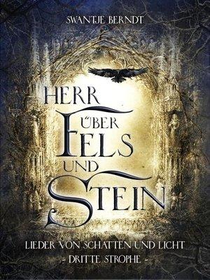 cover image of Herr über Fels und Stein