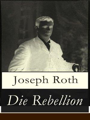 cover image of Die Rebellion