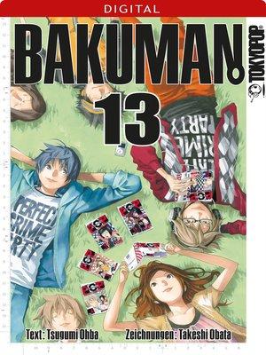 cover image of Bakuman. 13