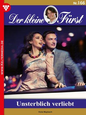 cover image of Der kleine Fürst 166 – Adelsroman
