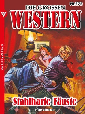 cover image of Die großen Western 272