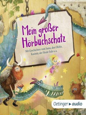 cover image of Mein großer Hörbuchschatz