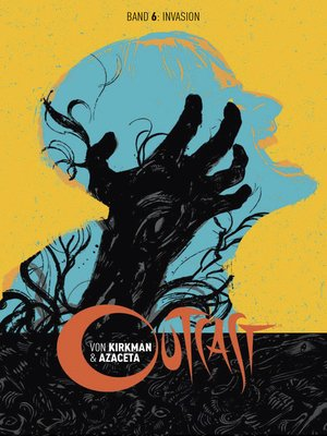 cover image of Outcast 6