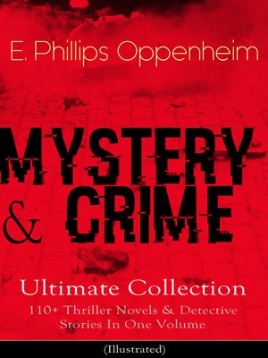 cover image of MYSTERY & CRIME Ultimate Collection