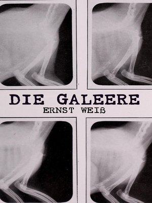 cover image of Die Galeere