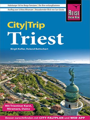 cover image of Reise Know-How CityTrip Triest