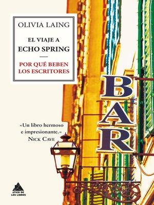 cover image of El viaje a Echo Spring