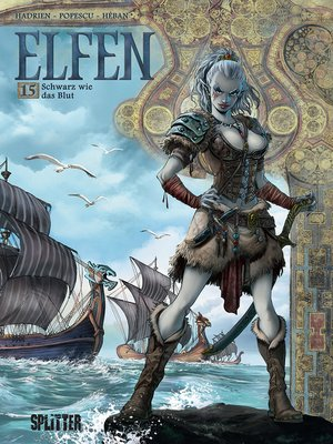 cover image of Elfen. Band 15