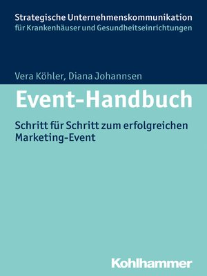 cover image of Event-Handbuch