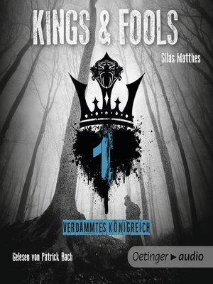 cover image of Verdammtes Königreich