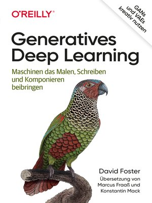cover image of Generatives Deep Learning