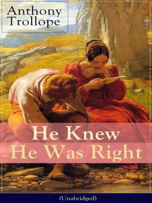 cover image of He Knew He Was Right (Unabridged)